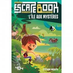 Escape book junior - L'île...