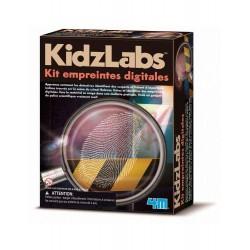 Kidzlabs Kit d'empreintes...