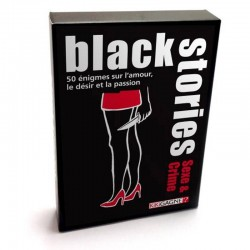 Black Stories - Sexe & Crime