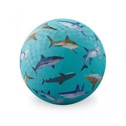 Balle de jeu 18 cm - Requins