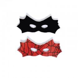 Reversible Spider/Bat Mask
