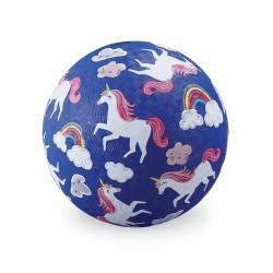 Balle de jeu 13 cm - Licornes