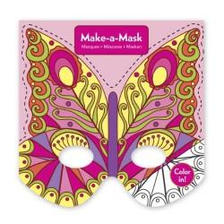 Make a Mask - Butterflies
