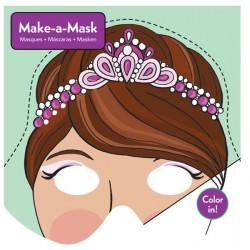 Make a Mask - Princesses