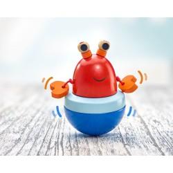 Culbuto Max le crabe