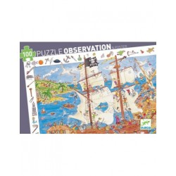 Puzzle observation 100p...