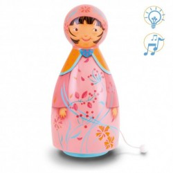 Lampe musicale - Fille...