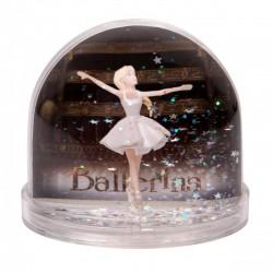Boule à neige Ballerine