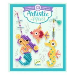 Artistic aqua - Marins