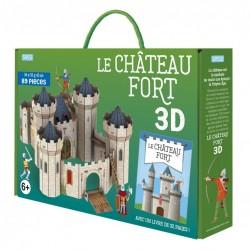 3D Models - Le château fort