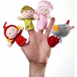 Marionnettes à doigts...