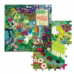 Puzzle 1000 pcs Eeboo -...