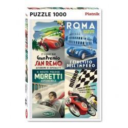 Puzzle 1000pcs - Italian...