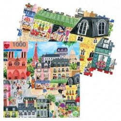 Puzzle 1000pcs eeboo -...