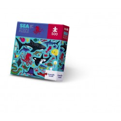 500 pcs Boxed/Sea Animals
