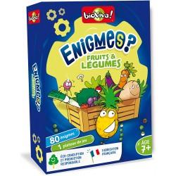 Enigmes Fruits & Légumes