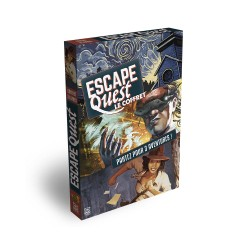 Escape Quest - Le coffret...