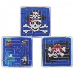 Mini-jeux de patience pirates