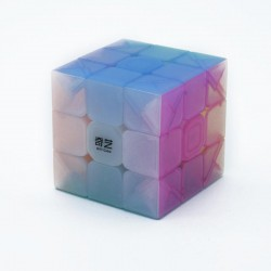 Cube 3x3 Jelly Color