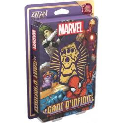 Le gant d'infinité Marvel