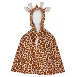 Cape girafe 2/3 ans