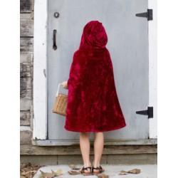 Cape petit chaperon rouge...