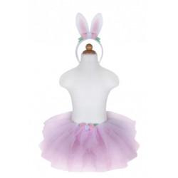 Set Jupe & serre-tête lapin