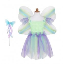 Robe Papillon avec ailes et...