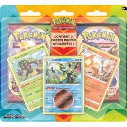 Pack 2 boosters Janvier 2021