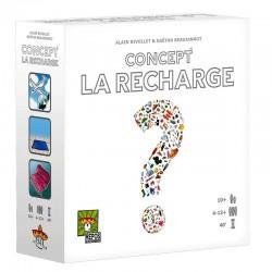 Concept : La Recharge (Ext)