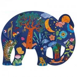 Puzz'art Elephant 150 pcs
