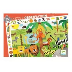 Puzzle 35p jungle