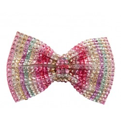 Barrettes Boutique Gem Bow