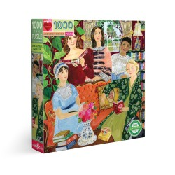 Puzzle 1000pcs Eeboo - Jane...