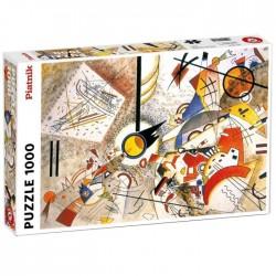 Puzzle 1000pcs - Bustling...