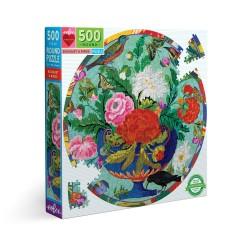 Puzzle 500pcs Eeboo -...