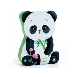Puzzle 24 pcs - Léo le Panda