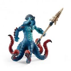 Kraken avec arme