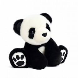 So chic panda noir 25cm