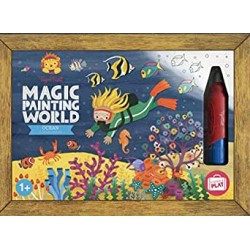 Magic Painting/Ocean (New)