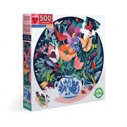 Puzzle Eeboo 500 pièces -...