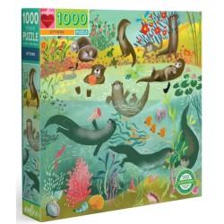 Puzzle Eeboo 1000 pièces -...