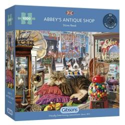 Puzzle 1000 pcs - Abbey's...