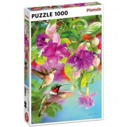 Puzzle 1000 pcs - Colibris