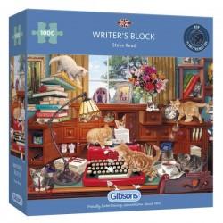 Puzzle 1000 pcs - Writer's...