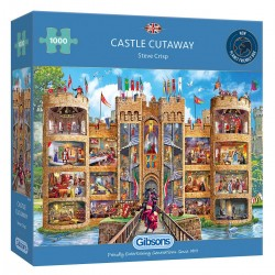 Puzzle 1000pcs - Castle...