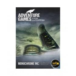 Adventure games : Monochrome