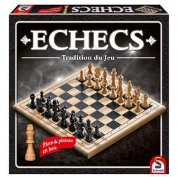 ECHECS BOIS TRADITION