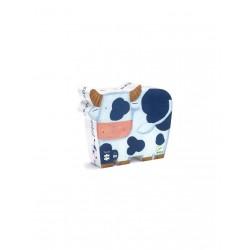 Puzzle - Vaches à la ferme