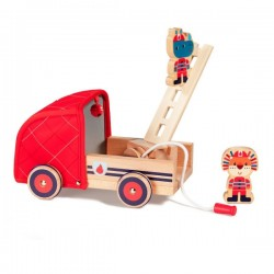 Camion de pompier Marius